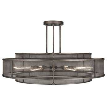 Fine Art Lamps Relativity 800140ST 12-Light Pendant
