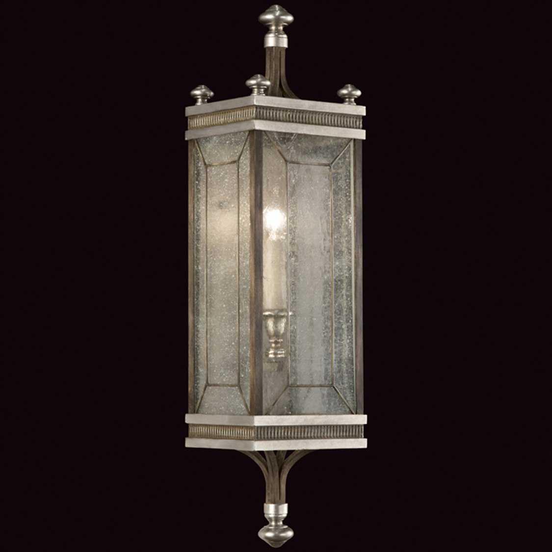 Wall Light Sculpture: Fine Art Lamps Villa Vista 808150ST Wall Sconce