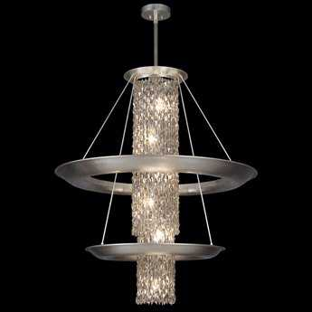 Fine Art Lamps Celestial 813240ST 15-Light Pendant