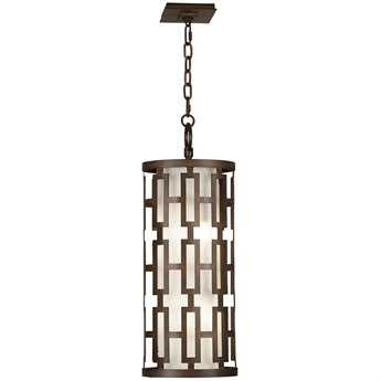 Fine Art Lamps River Oaks 839082ST Four-Light Outdoor Hanging
