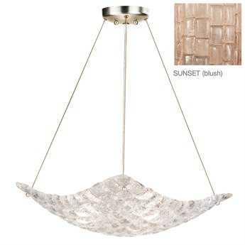 Fine Art Lamps Constructivism 841040-2ST Three-Light Pendant