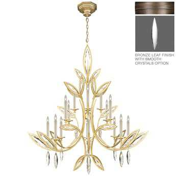 Fine Art Lamps Marquise 844240-31ST 16-Light 56'' Wide Grand Chandelier