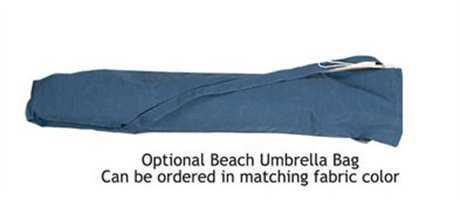 Fiberbuilt 7.5' Octagon Umbrella Cover Bag FB7COVMAR