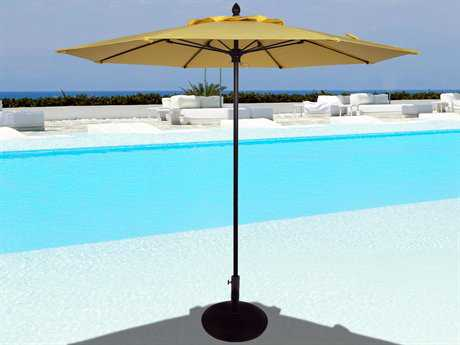 Fiberbuilt Lucaya 8' Octagon Aluminum Umbrella PatioLiving