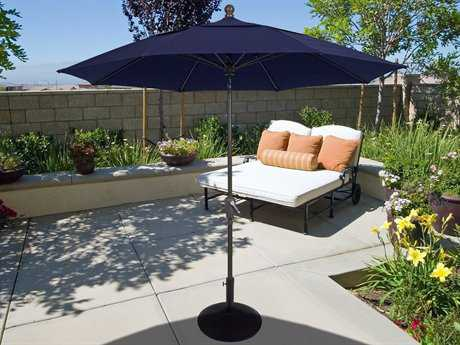 Fiberbuilt Home 9' Octagon Tilt Aluminum Umbrella