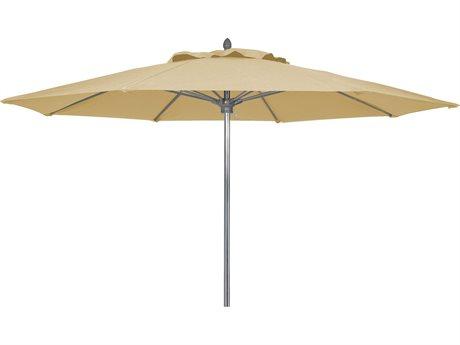 Fiberbuilt Umbrellas Prestige Oceana 7.5' Octagon Push Up Lift Umbrella
