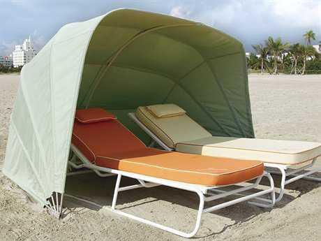 Fiberbuilt Umbrellas Beach Cabana FBCABANA