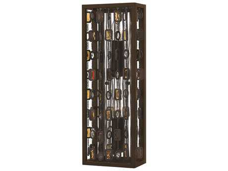 Fredrick Ramond Mercato Anchor Bronze Two-Light Wall Sconce