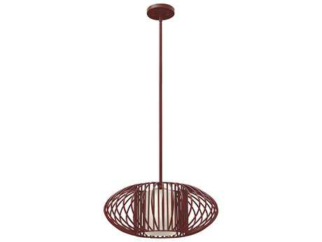 Fredrick Ramond Vibe Crimson Pendant Light