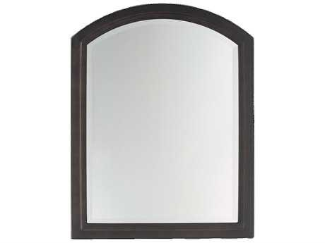 Feiss Boulevard 24 x 31 Oil Rubbed Bronze Wall Mirror