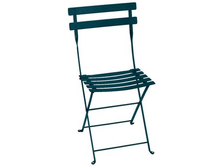 Fermob Bistro Steel Metal Dining Chair (Set of 2)