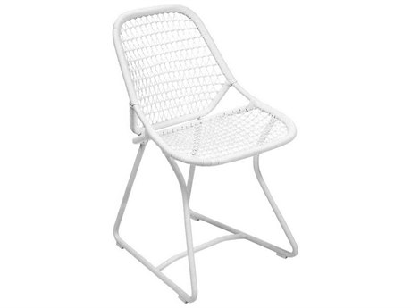 Fermob Sixties Aluminum Resin Dining Chair PatioLiving