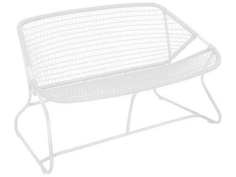 Fermob Sixties Aluminum Resin Bench PatioLiving