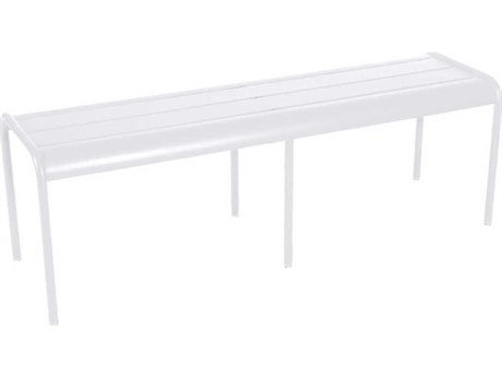 Fermob Luxembourg Aluminum Metal Bench