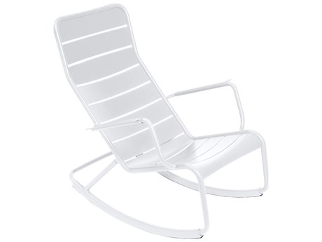 Fermob Luxembourg Aluminum Metal Lounge Chair
