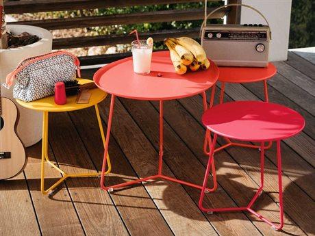 Fermob Cocotte Aluminum Dining Set