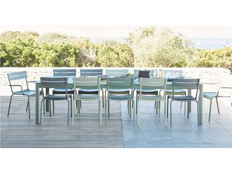 Fermob Ribambelle Aluminum Dining Set
