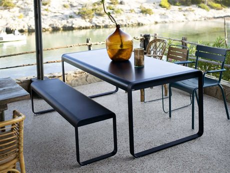 Fermob Bellevie Aluminum Dining Set