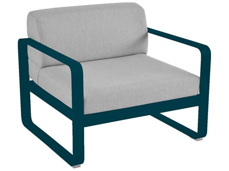 Fermob Bellevie Aluminum Cushion Lounge Chair