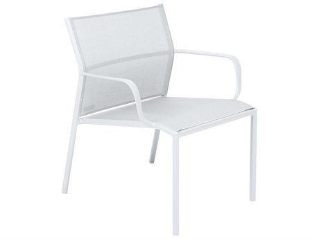 Fermob Cadiz Aluminum Sling Lounge Chair (Set of 2) PatioLiving