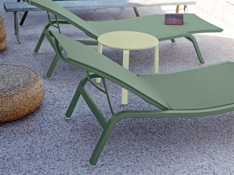 Fermob Alize Aluminum Sling Lounge Set FER8906SET3