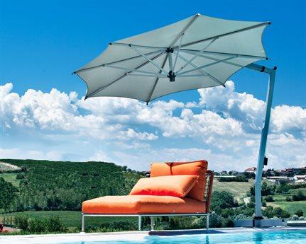 FIM C-Series Aluminum 11.5 Offset Umbrella