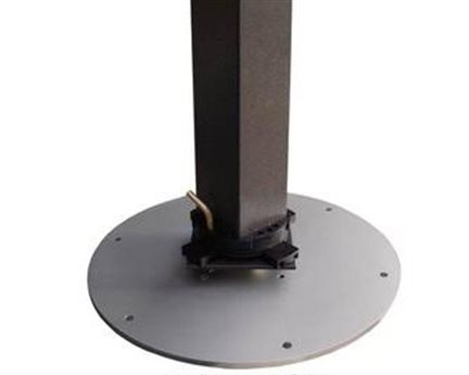 FIM Umbrellas Deck Mount Plate for Flexy PatioLiving