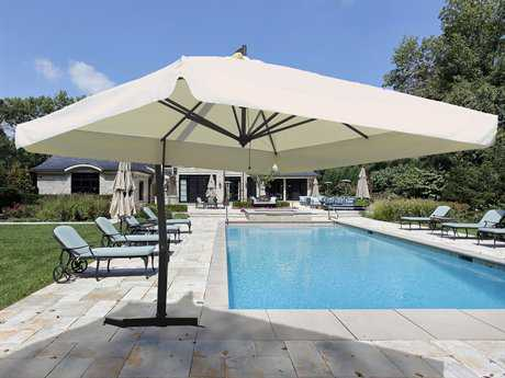 Offset Cantilever Patio Umbrellas