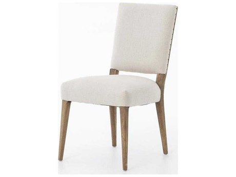 Four Hands Abbott Ives White Lennox Dining Chair