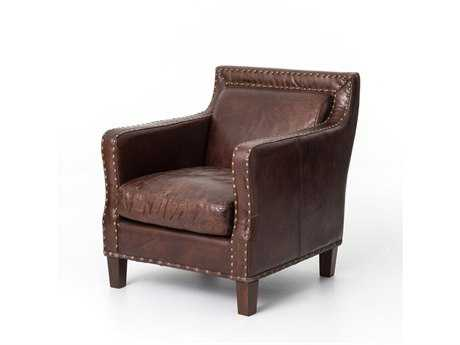 Four Hands Carnegie Cigar Alcott Club Chair