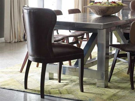 Four Hands Carnegie Biker Tan Richmond Dining Chair