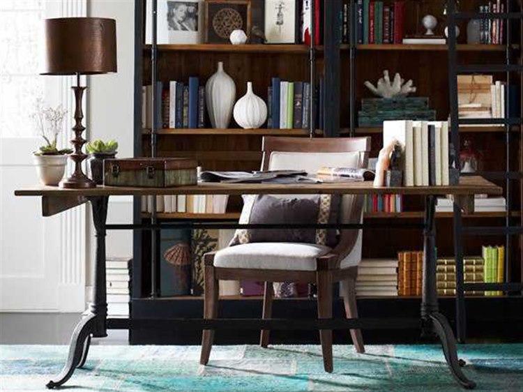 Four Hands Hughes 71 X 36 Rectangular Bleached Pine Parisian Dining Table