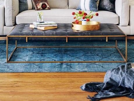 Four Hands Oxford Irondale Coffee Table