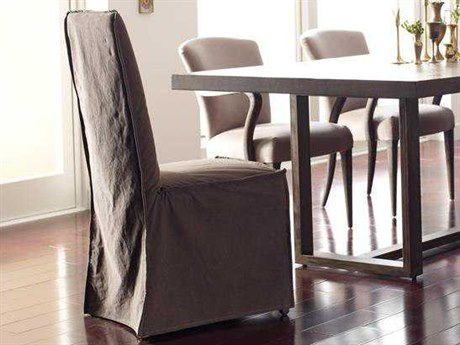 Four Hands Irondale Palm Ecru Downey Dining Chair