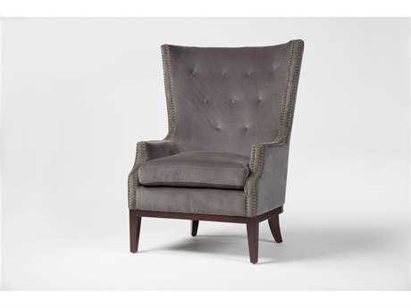 Four Hands Kensington Gray Lillian Occasional Chair