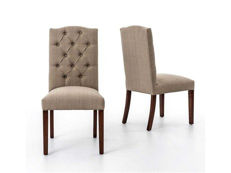 Four Hands Kensington Hyde Clay Jackie Dining Chair