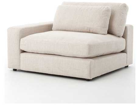 Four Hands Kensington Essence Natural Bloor Left Facing Sectional