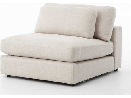 Four Hands Kensington Essence Natural Bloor Armless Sectional
