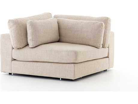 Four Hands Kensington Essence Natural Bloor Corner Sectional