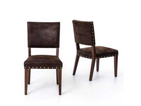 Four Hands Metro Nubuck Blake Dining Chair