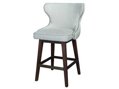 Four Hands Metro Hyde Clay Julie Swivel Counter Stool