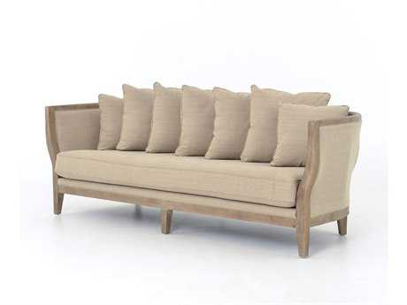 Four Hands Kensington Hyde Clay Hayes 96.5 Sofa