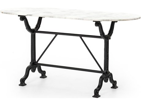 Four Hands Rockwell 59 x 28 Rectangular Black Ava Writing Table