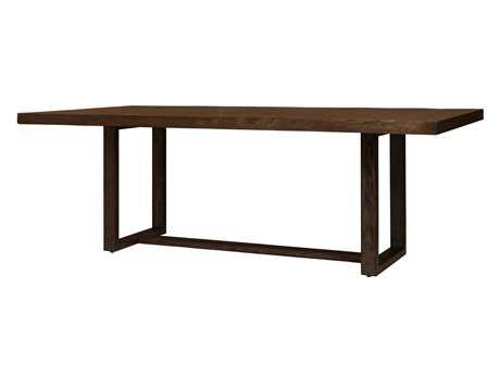Four Hands Wesson 88 x 44 Rectangular Brown Harrison Dining Table