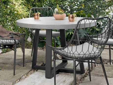 Four Hands Constantine 47'' Wide Round Dining Table FSVCNSF006A
