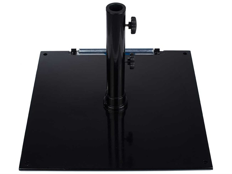 Frankford Steel 75 lbs Black Umbrella Base