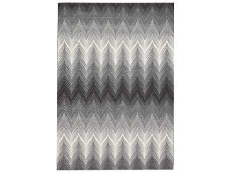 Feizy Bleecker Rectangular Ash Area Rug