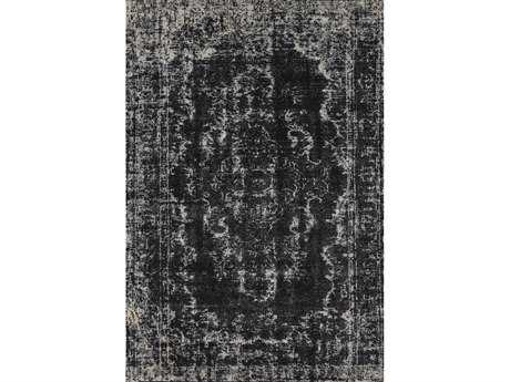 Feizy Rugs Azeri Rectangular Black Area Rug