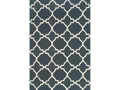 Feizy Rugs Cetara Rectangular Gray Area Rug