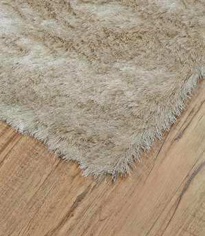 Feizy Indochine Rectangular Cream Area Rug